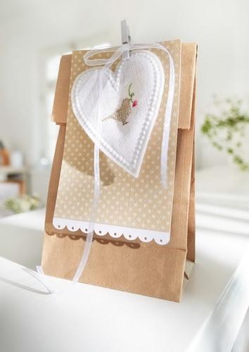 Geschenktüte -Herz-