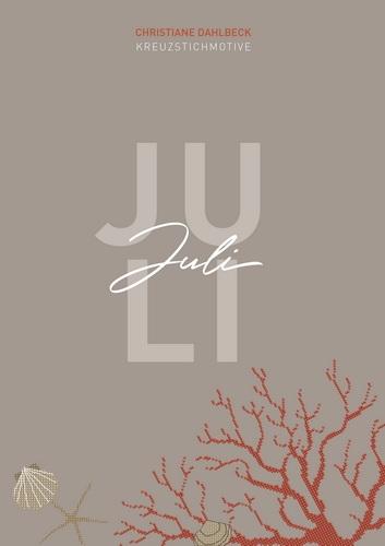 Leaflet JULI, Kreuzstichmuster