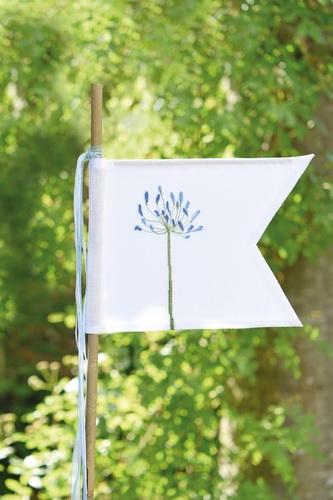 Stoff-Fahne