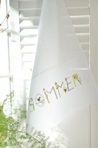 Geschirrtuch -SOMMER-