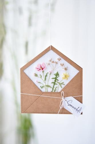 Stickpaket -Briefumschlag-
