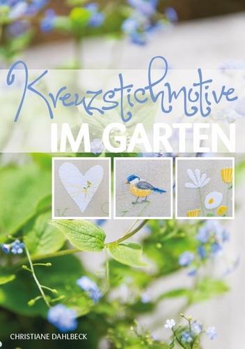 Buch -Kreuzstichmotive IM GARTEN-, Kreuzstichmuster