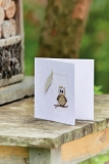 passepartoutcard -owl-