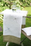 tablecloth -dragonflies-