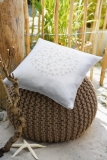 cushion cover -sea stars-