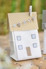 Papiertütenhaus, klein