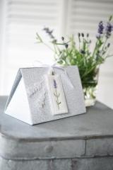 present box -lavender-