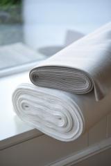 Wollfilz, 100% Wolle, weiß -pro 10 cm-