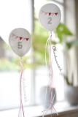 Luftballonanhänger