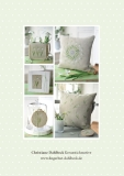 embroidery pattern - snowdrops-