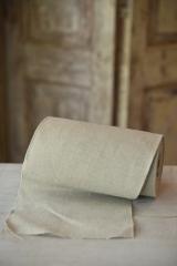 Leinenband, ungebleicht, 16 cm breit