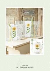 Stickanleitung -Sonnenblume-