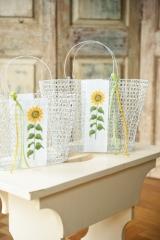 Stickdatei -Sonnenblumen-