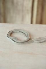 Leinenband, ungebleicht, 0,8 cm breit