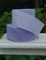 Leinenband, 5 cm breit, lila