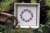 P252 wreath with stars