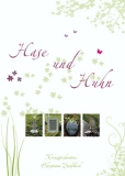 L/110 Leaflet Hase und Huhn