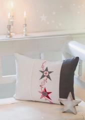 Kissen -Sternenband-